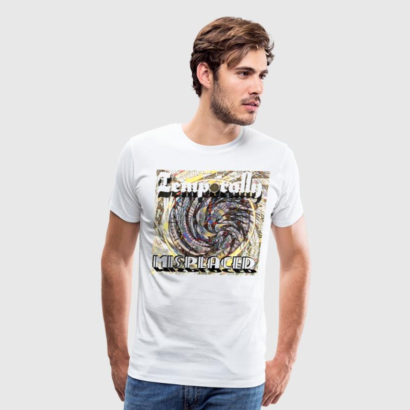 Temporally Misplaced - Men's Premium T-Shirt