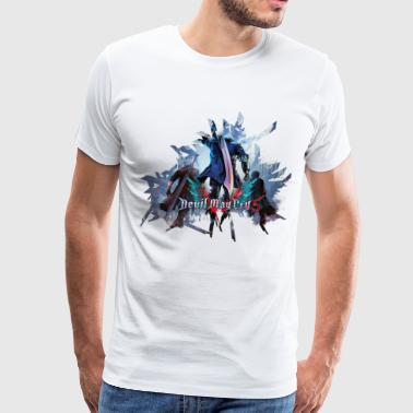 Devil May Cry 5 - Men's Premium T-Shirt