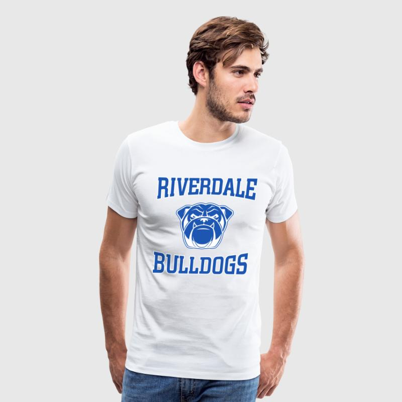 Riverdale - Riverdale Bulldogs - Men's Premium T-Shirt