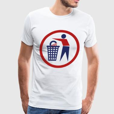 Nobama - Men's Premium T-Shirt