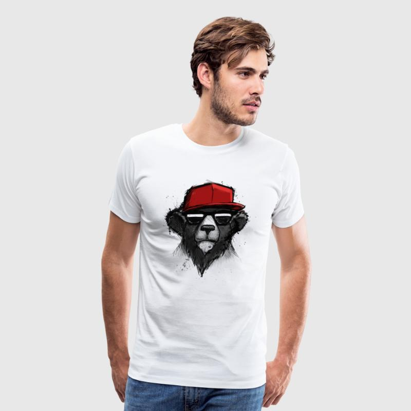 Dope Bear - Men's Premium T-Shirt