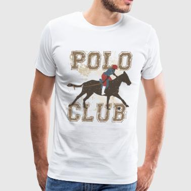 Polo shirt 18 - Men's Premium T-Shirt