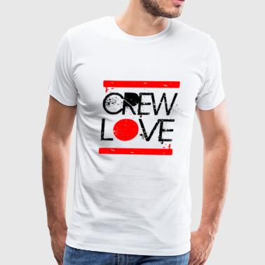 crew love - Men's Premium T-Shirt