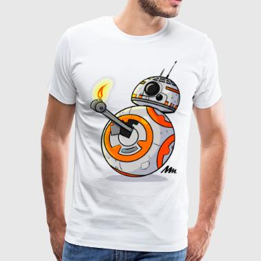 Thumbs up bb8 - Men's Premium T-Shirt