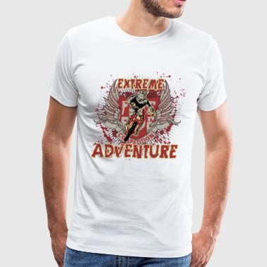 Extreme Adventure - Men's Premium T-Shirt
