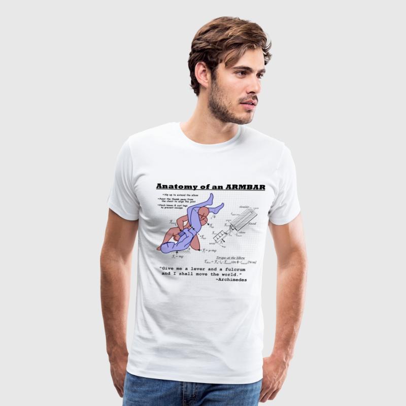 Anatomy Of An Armbar By Rakusoverthecoals Spreadshirt
