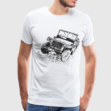 Jeep jeep - Men's Premium T-Shirt
