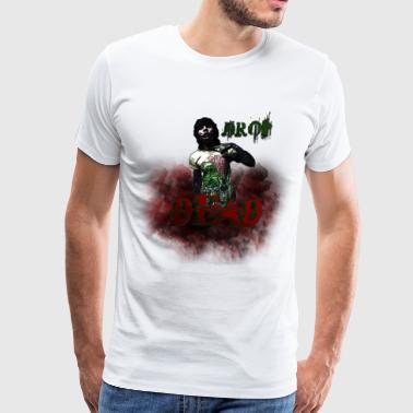 DROP DEAD - Men's Premium T-Shirt