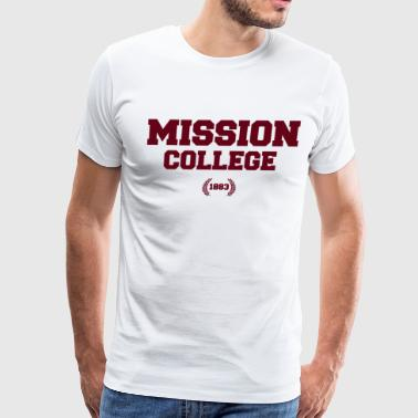 Mission College - Men's Premium T-Shirt