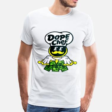 Dope Chef DOPE CHEF - Men's Premium T-Shirt