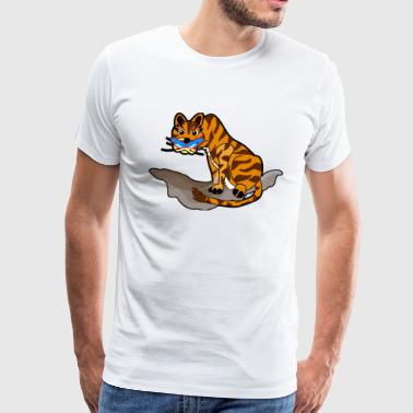 Cute Animal - Men's Premium T-Shirt