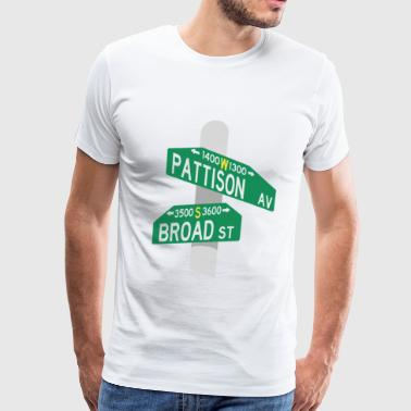 Broad & Pattison - Men's Premium T-Shirt