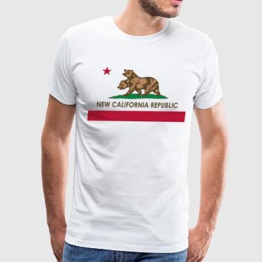 Fallout New California Republic - Men's Premium T-Shirt