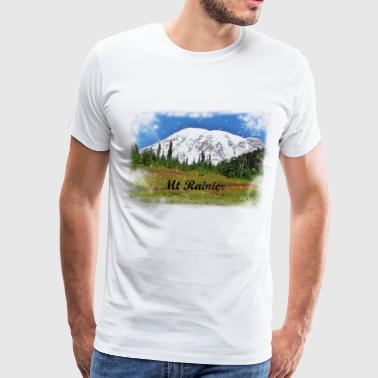 rainier - Men's Premium T-Shirt