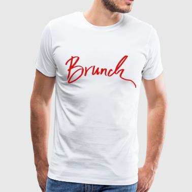 Brunch - Men's Premium T-Shirt