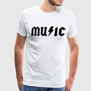 music 2 - Men's Premium T-Shirt