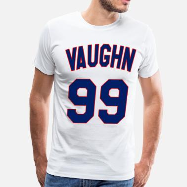 Charlie Sheen Major League - Vaughn 99 - Men's Premium T-Shirt