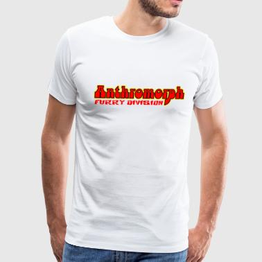 Anthromorph Furry Division Furries - Men's Premium T-Shirt