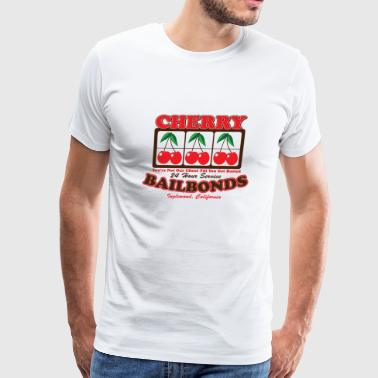 Cherry Bailbonds - Men's Premium T-Shirt