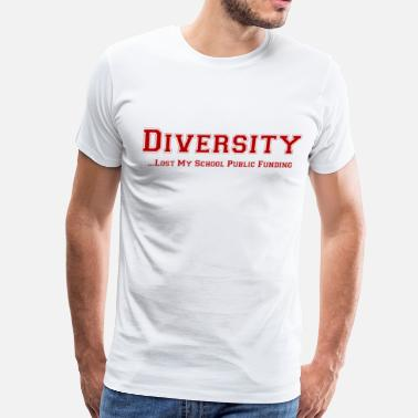 Thought Diversity - Men's Premium T-Shirt