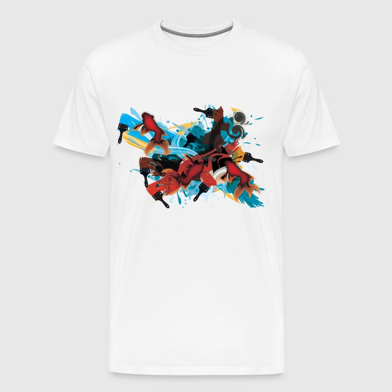 SWIMMY - Men's Premium T-Shirt