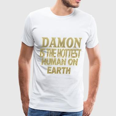 Damon - Men's Premium T-Shirt
