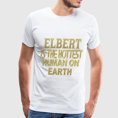 Elbert - Men's Premium T-Shirt