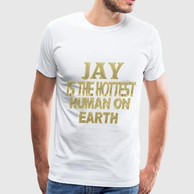 Jay - Men's Premium T-Shirt