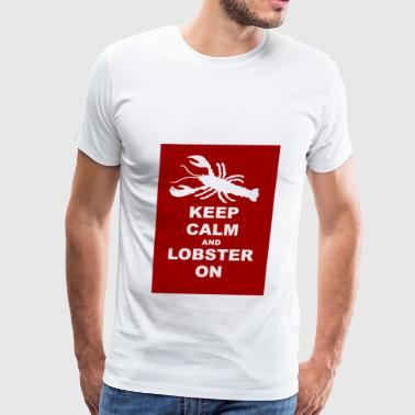 Lobster On - Men's Premium T-Shirt
