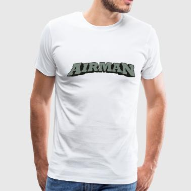 Airman - Men's Premium T-Shirt