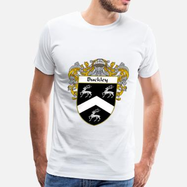 Buckley buckley_coat_of_arms_mantled - Men's Premium T-Shirt