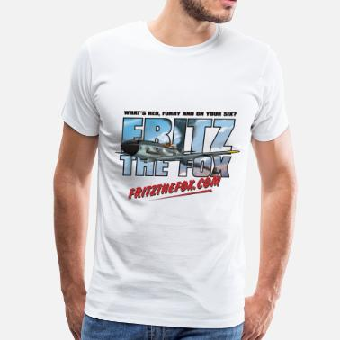 Fritz Fritz the Fox - Men's Premium T-Shirt