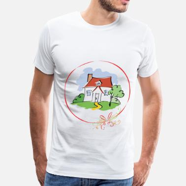 Home Sweet Home sweet home - Men's Premium T-Shirt