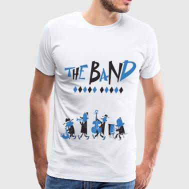 The Band - Men's Premium T-Shirt
