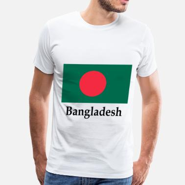 Bangladesh Flag Bangladesh Flag - Men's Premium T-Shirt