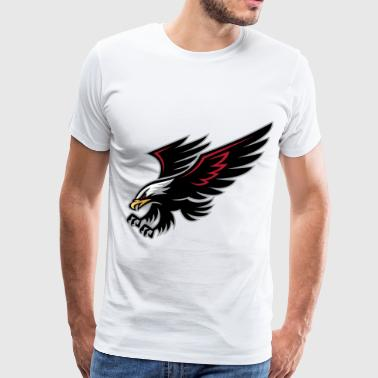 black hawk - Men's Premium T-Shirt