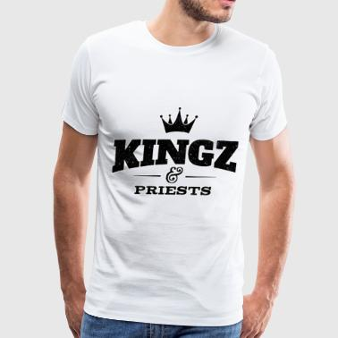 Kingz & Priests - Men's Premium T-Shirt