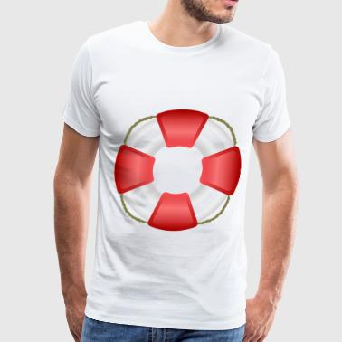life saver - Men's Premium T-Shirt