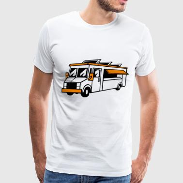 food truck - Men's Premium T-Shirt