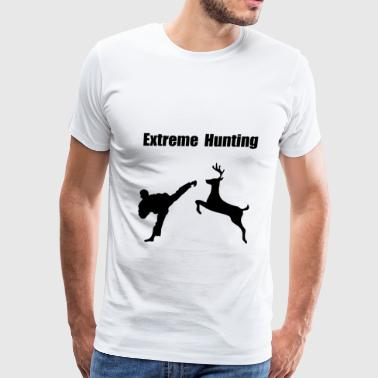 Extreme Hunting - Men's Premium T-Shirt