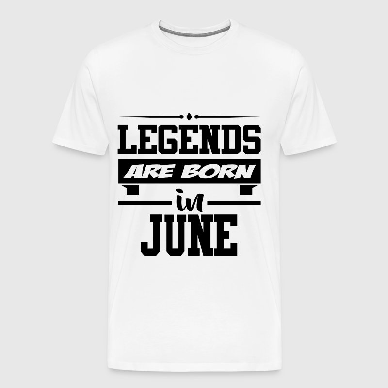 legend 116.png - Men's Premium T-Shirt