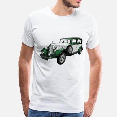 Rolls-royce Rolls-Royce retro car - Men's Premium T-Shirt
