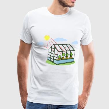 Greenhouse - Men's Premium T-Shirt