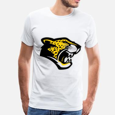 Jaguars jaguar head - Men's Premium T-Shirt