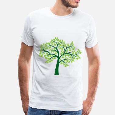 Green Tree green tree - Men's Premium T-Shirt
