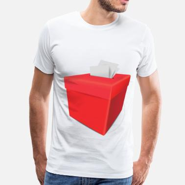 Luck Box red box - Men's Premium T-Shirt