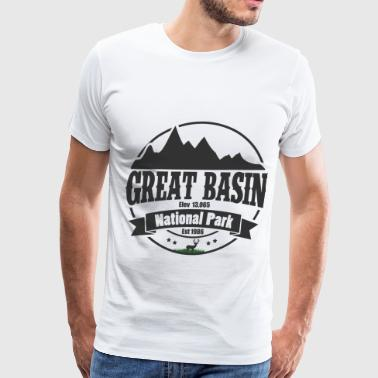 BASIN 1A.png - Men's Premium T-Shirt