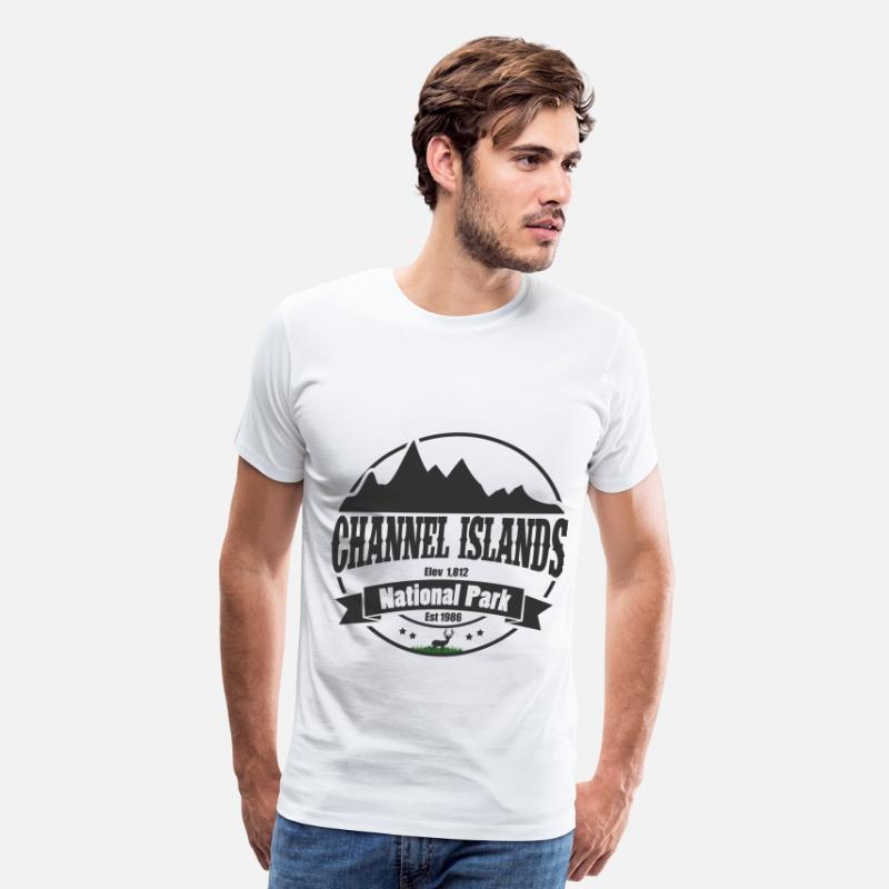 Channel Islands National Park Mens T Shirt