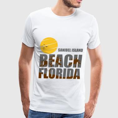 SANIBEL 1.png - Men's Premium T-Shirt