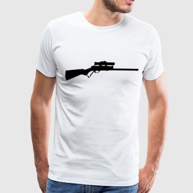 Gun - Men's Premium T-Shirt